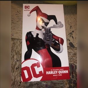 DC Collectibles Designer Series: Harley Quinn